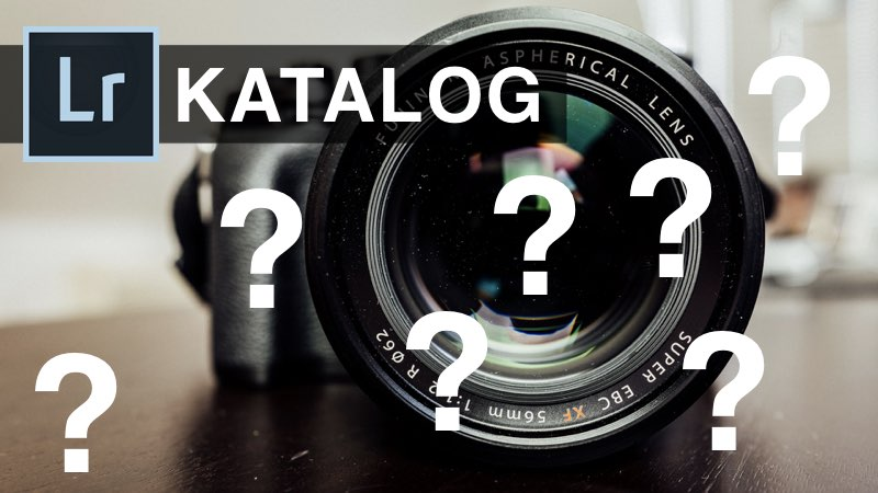 Wie funktioniert das Lightroom Katalog System